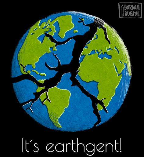 It´s Earthgent!